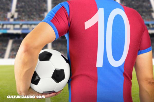El 10, la camiseta más reconocida del fútbol