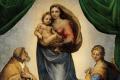 ¿Por qué aparecen seis dedos en las obras de Rafael?
