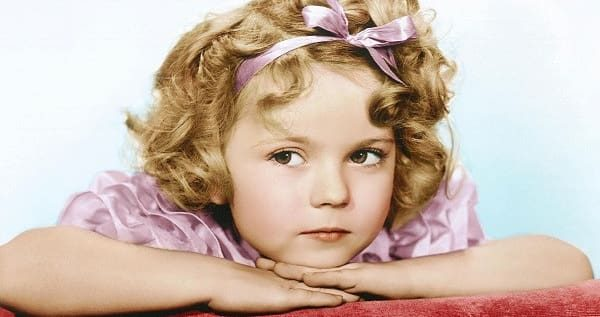 En Imágenes: Shirley Temple, la niña dorada de Hollywood (+Frases)