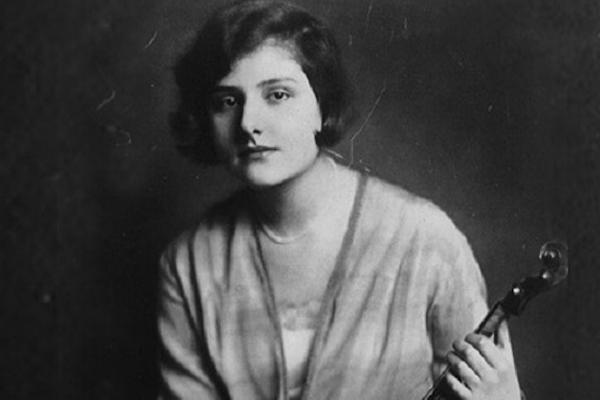 Alma Rosé, la mujer que llenó de música el campo de concentración de Auschwitz