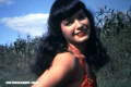 Bettie Page, la pin-up que se convirtió en un misterio