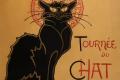 La historia del famoso cartel de 'Chat Noir'
