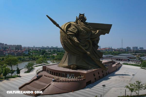 7 increíbles estatuas que seguramente no conocías