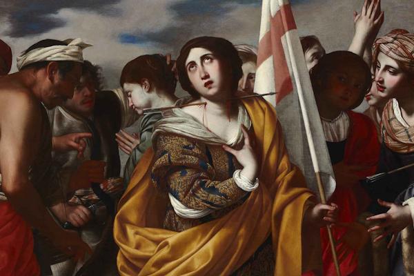 Santa Úrsula y las 11 mil vírgenes