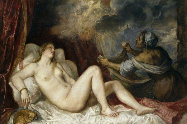 Dánae: ¿Embarazada por obra y gracia de Zeus?