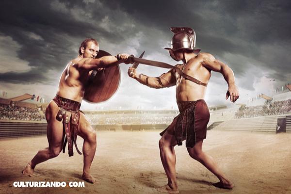 4 increíbles gladiadores del Imperio Romano