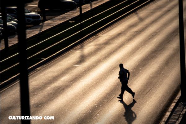 ¿Qué es un 'jaywalking'?