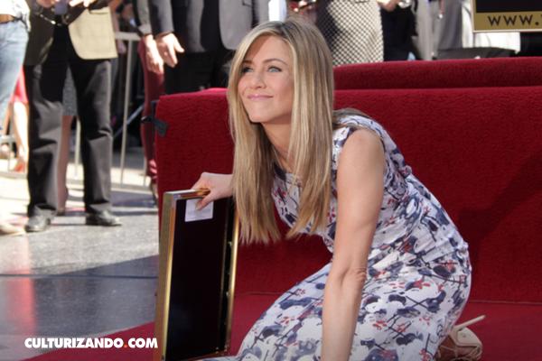10 cosas que no sabías de Jennifer Aniston
