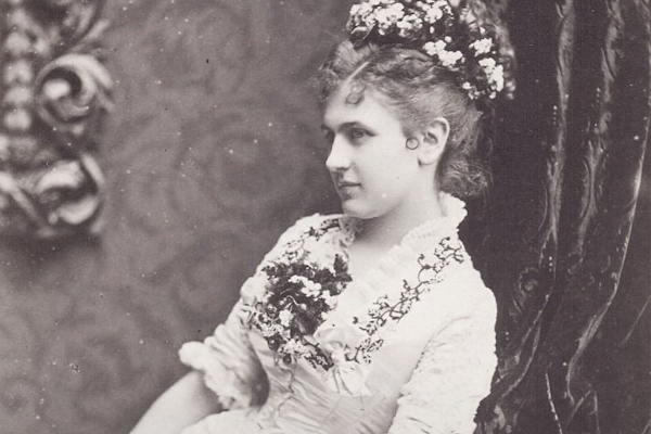 Katharina Schratt, la amante oficial del emperador