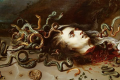 Medusa, la única gorgona mortal