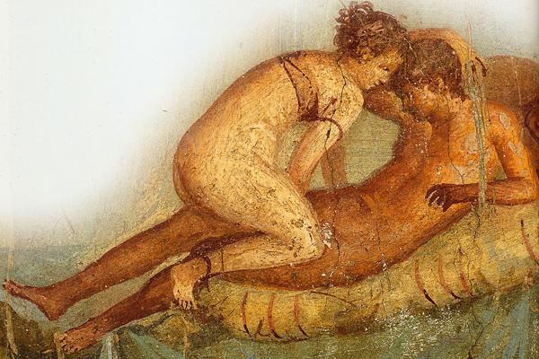Sexualidad en la Antigua Roma