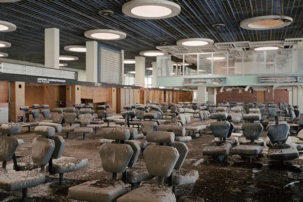 En imágenes: 6 históricos aeropuertos abandonados y en ruinas