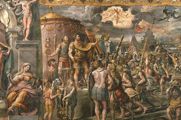 ¿Por qué la cruz es el símbolo de los cristianos? La leyenda de Constantino