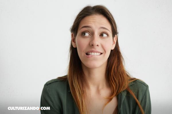 ¿Te muerdes los labios? Puede que tengas quilofagia