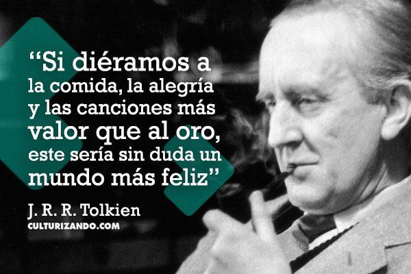 10 grandes frases de J.R.R. Tolkien