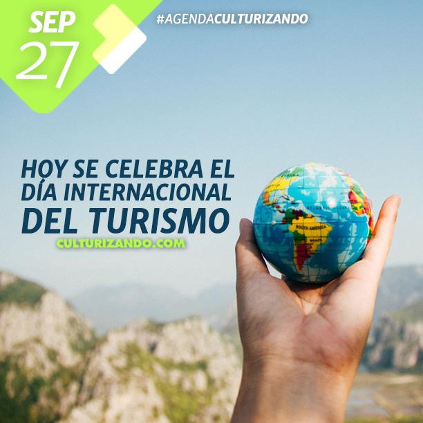 Día Mundial del Turismo