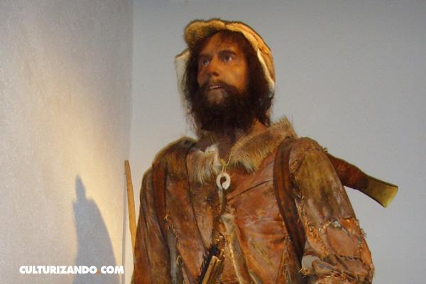 Ötzi: la momia humana natural más antigua (+Fotos)