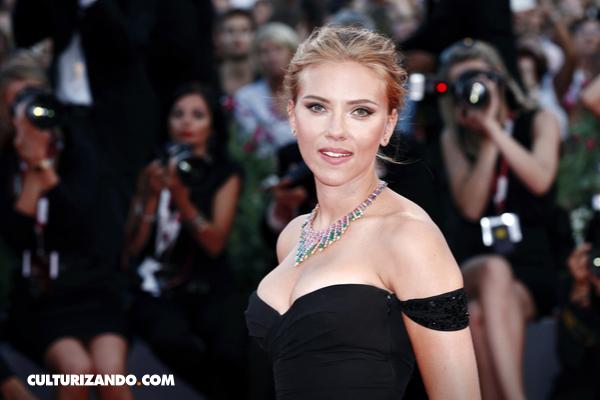 ¿Conocías estas curiosidades de Scarlett Johansson? (+Video cantando)