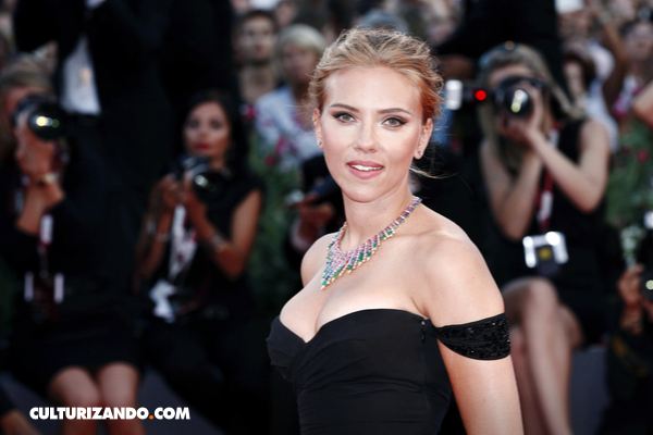 Scarlett Johansson Curiosidades