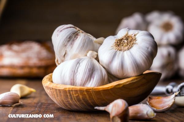 ¿Cuáles son los beneficios de comer ajo?