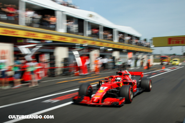 ¿Qué tanto sabes de Fórmula 1?