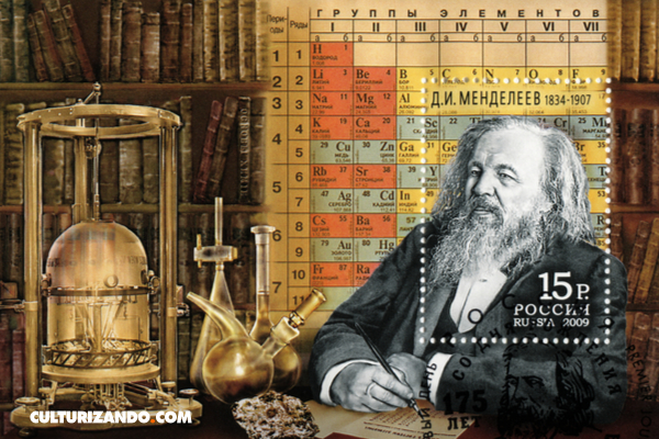 ¿Qué tan bien conoces la tabla periódica?
