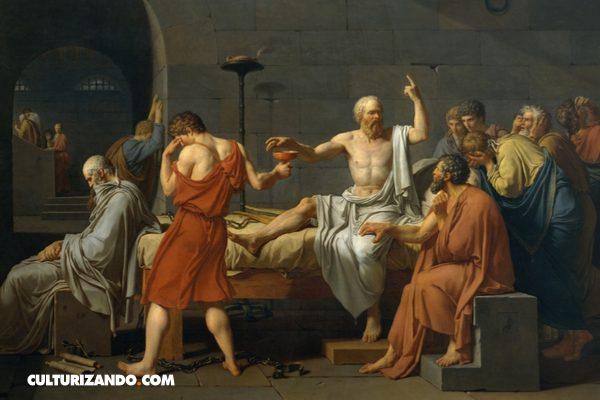 ¿Un discurso antes de morir? La trágica muerte de Sócrates y sus últimas palabras