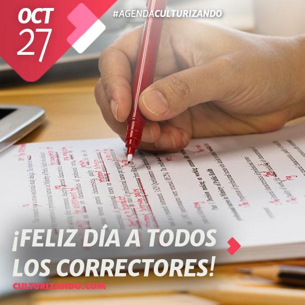 Día del Corrector de Textos