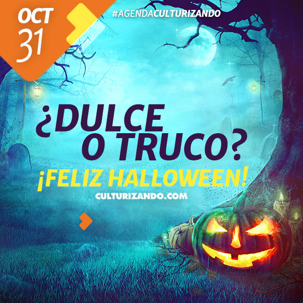 Halloween o Noche De Brujas.