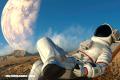 La primera huelga de astronautas en el espacio