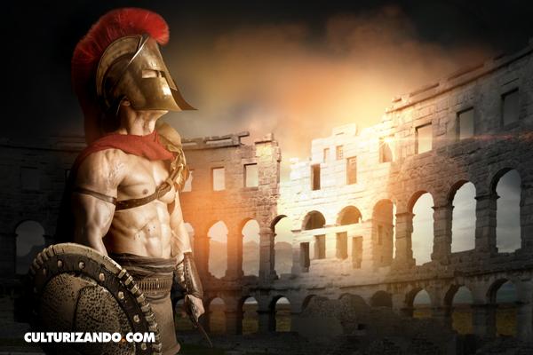 Cuatro increíbles gladiadores del Imperio Romano