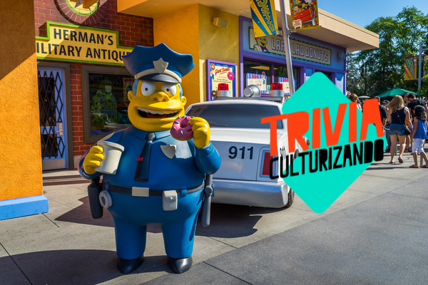 Trivia: ¿Qué tanto sabes sobre Los Simpson?
