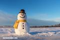 Conoce 7 datos del muñeco de nieve