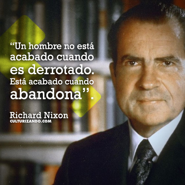16 datos sobre Richard Nixon