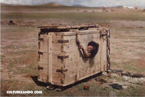 Escafismo: Conoce la tortura más terrible e inhumana de la historia