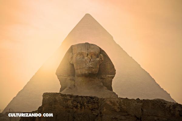 7 curiosidades de la Gran Esfinge de Guiza