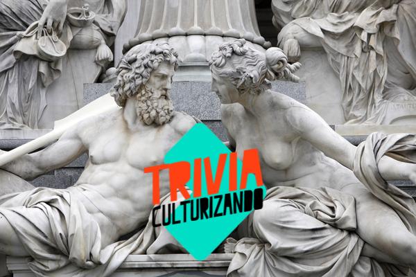 Trivia imposible de mitología griega, ¿te atreves?