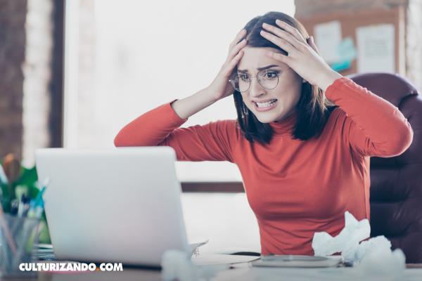 ¿Sabías que las emociones se reflejan en el desorden?