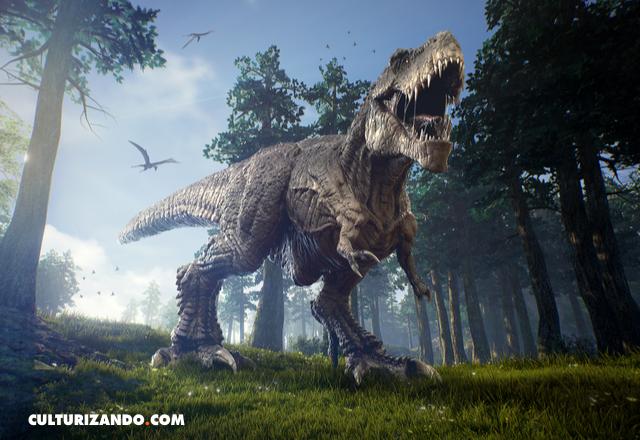 ¿Qué tan posible es clonar un dinosaurio?