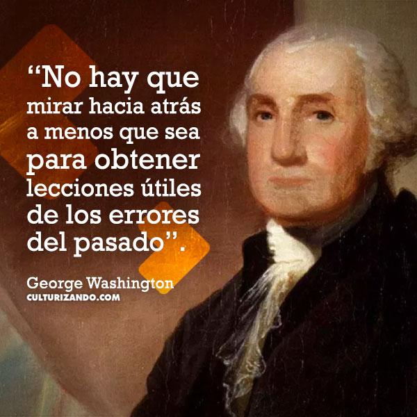 Frases de George Washington