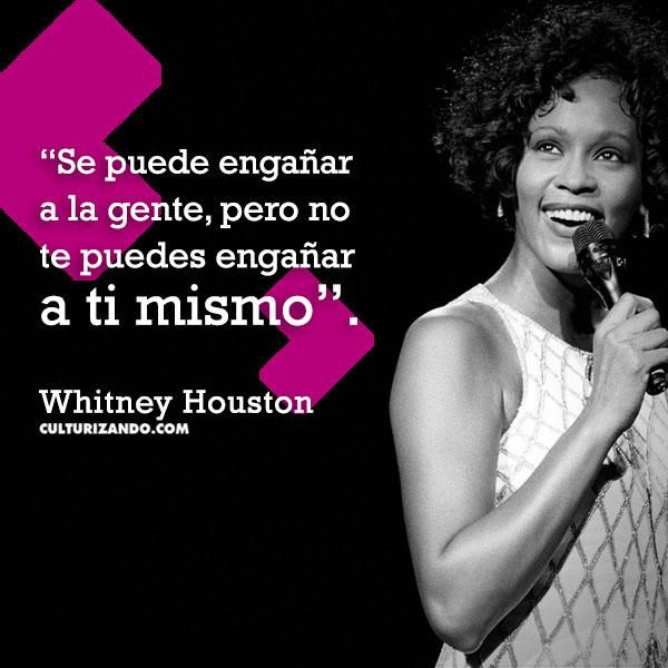 FRASES Whitney Houston