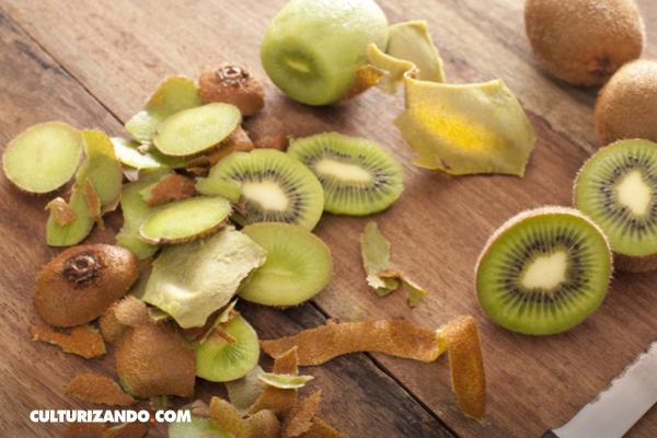 Cáscaras de frutas que desechamos, pero deberíamos comer