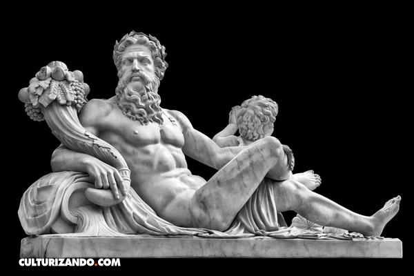 Escándalos sexuales de los dioses griegos