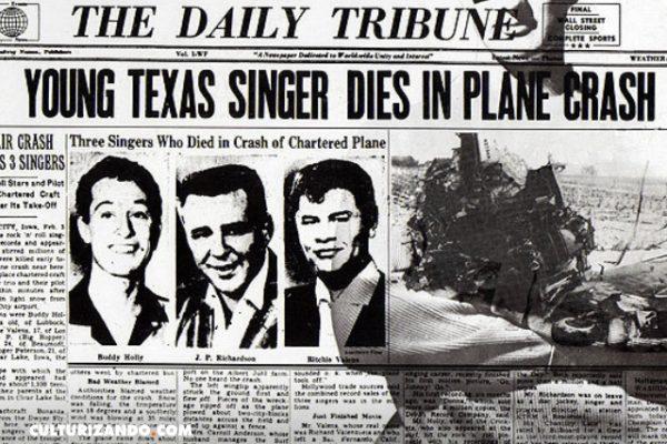 Historia del rock: «El día que murió la música»