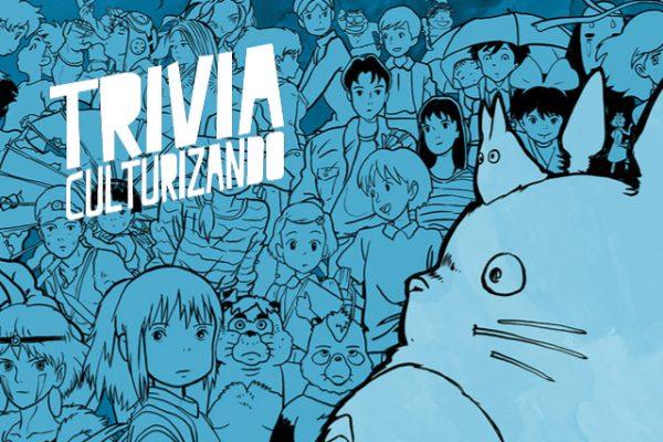 Trivia: ¿Te consideras experto en las películas de Studio Ghibli? ¡Atrévete a contestar esta trivia!