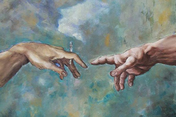La interesante historia detrás de los cigarrillos en las obras de arte