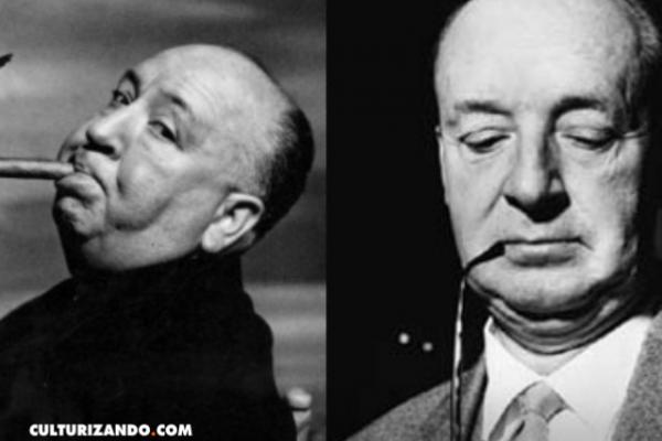 Alfred Hitchcock y Vladimir Nabokov pudieron haber colaborado en una película