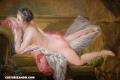 Las mujeres más hermosas y sensuales de la pintura