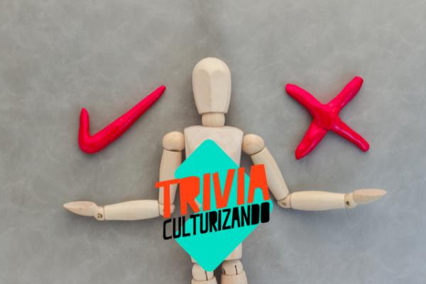 Trivia: ¿Sabrás si la afirmación es verdadera o falsa?