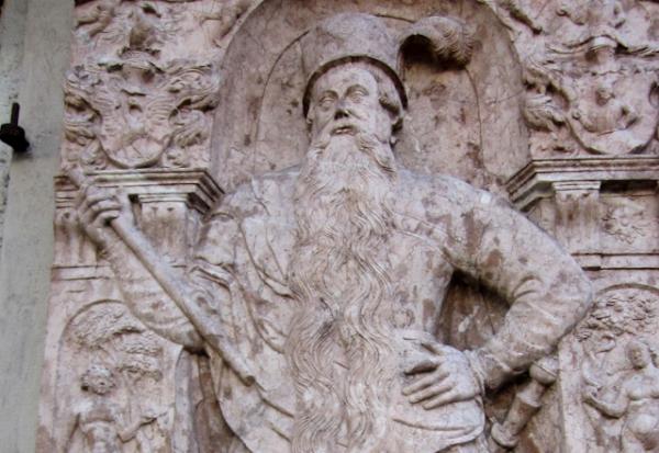 Hans Steininger, el hombre que murió por tener la barba más larga del mundo